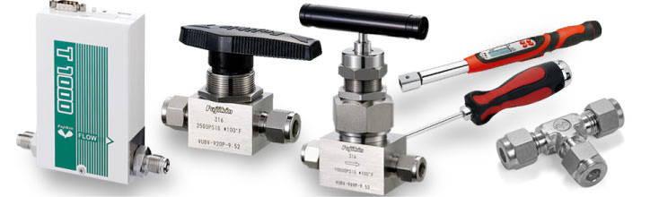 Valves・Fittings・Flow Control Systems